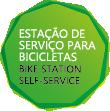 Estação de serviço para bicicletas